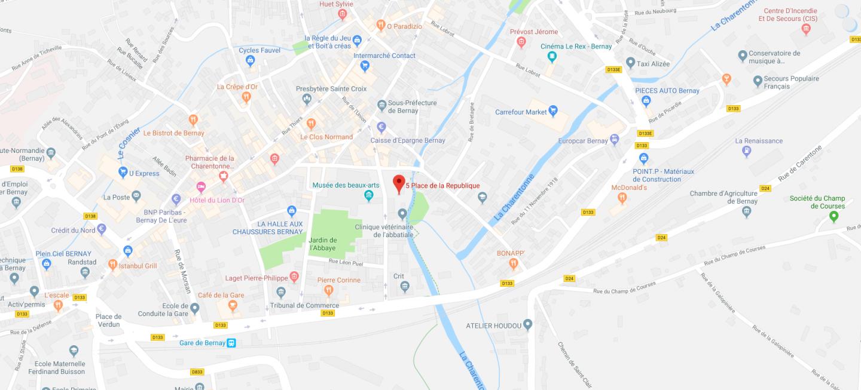 5 place de la République, 27300 Bernay